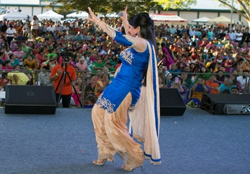 Yuba City Punjabi festival honours Brian Murphy | Punjab Outlook